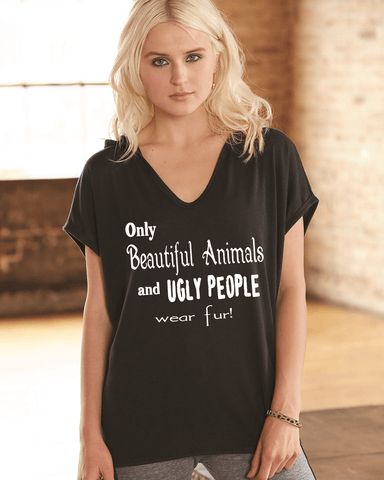 Only Beautiful Animals & Ugly People