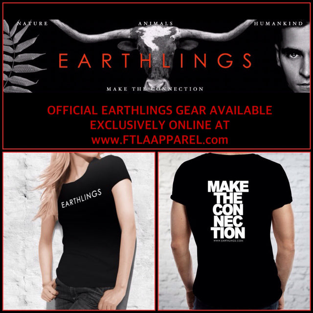 EARTHLINGS T-Shirt by FTLA Apparel