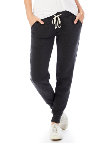 FTLA Apparel ~ For The Love of Animals Apparel:  Yoga Pants - Eco Fleece Jogger Sweatpants