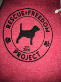 FTLA Apparel ~ For The Love of Animals Apparel:  Unisex Sweatshirts - Unisex Beagle Freedom Project From Labs To Laps Freagles Zip up Hoodie Sweatshirt