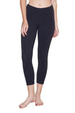 FTLA Apparel ~ For The Love of Animals Apparel:  Leggings - CERTIFIED ORGANIC COTTON CAPRIS