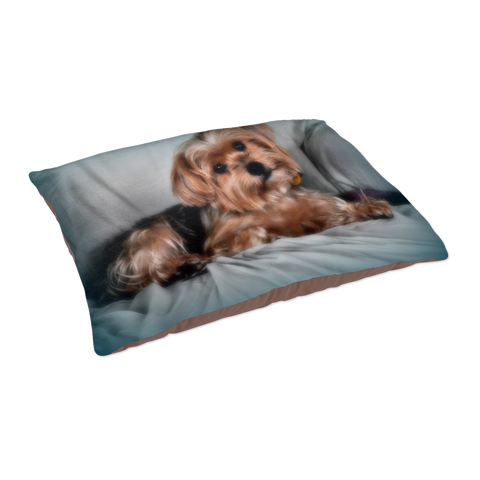FTLA Apparel ~ For The Love of Animals Apparel:  Pet Bed - Custom Pet Bed - Your Fur Babies Picture