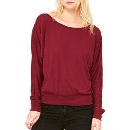 FTLA Apparel - Be Kind To Animals Off The Shoulder Flowy Pullover - XS-2XL - Off The Shoulder Pullover