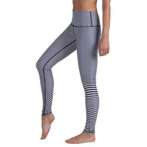 FTLA Apparel DO NOT ADJUST YOUR SCREEN YOGA CAPRI LEGGINGS-Leggings-Yoga Democracy-XS-DO NOT ADJUST YOUR SCREEN-For The Love of Animals Apparel