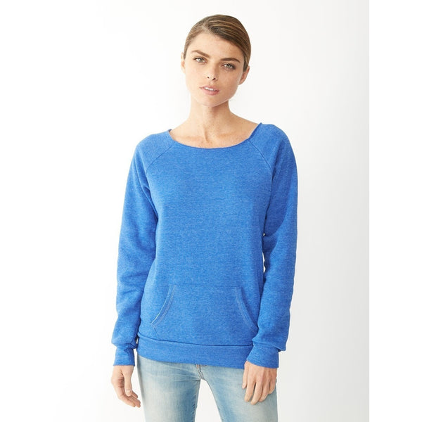 FTLA Apparel - FTLA Apparel Eco Fleece Off the Shoulder Sweatshirt – I AM THEIR VOICE - Off The Shoulder Sweatshirt