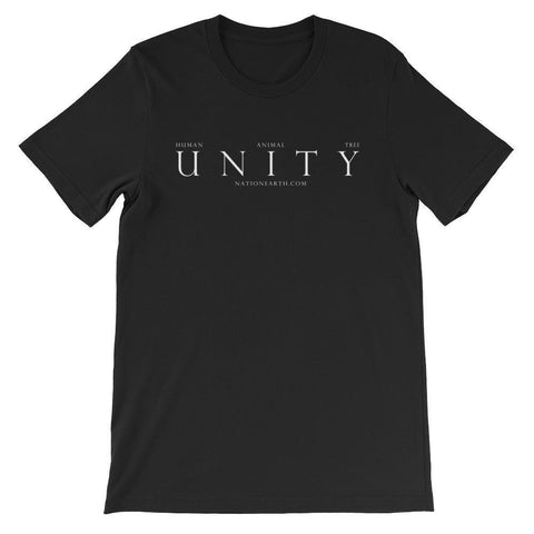 FTLA Apparel UNITY Short-Sleeve Unisex T-Shirt-FTLA Apparel-S-For The Love of Animals Apparel