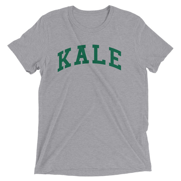 FTLA Apparel ~ For The Love of Animals Apparel:  Unisex T-Shirt - KALE Unisex Short Sleeve Tee