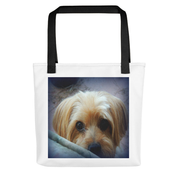FTLA Apparel ~ For The Love of Animals Apparel:  Tote Bag - Custom Pet Tote bag