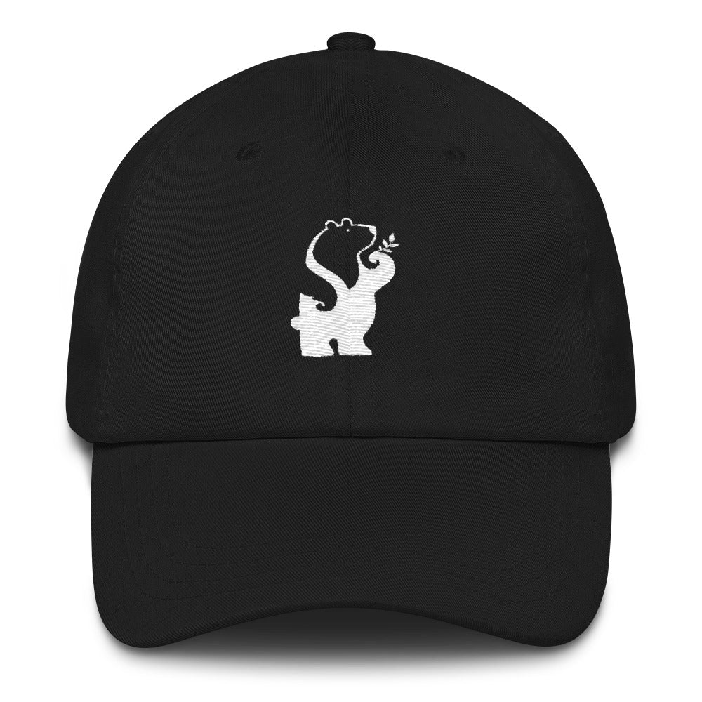 cc003f90f FTLA Apparel ~ For The Love of Animals Apparel: Hats - Little Bear  Sanctuary Embroidered