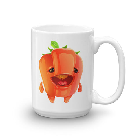 Peppy The Pepper Ceramic Mug