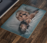 FTLA Apparel ~ For The Love of Animals Apparel:  Doormat - CUSTOM PET DOORMAT