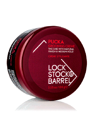 Lock Stock & Barrel, Pucka Grooming Crème, 100g / 3.53oz