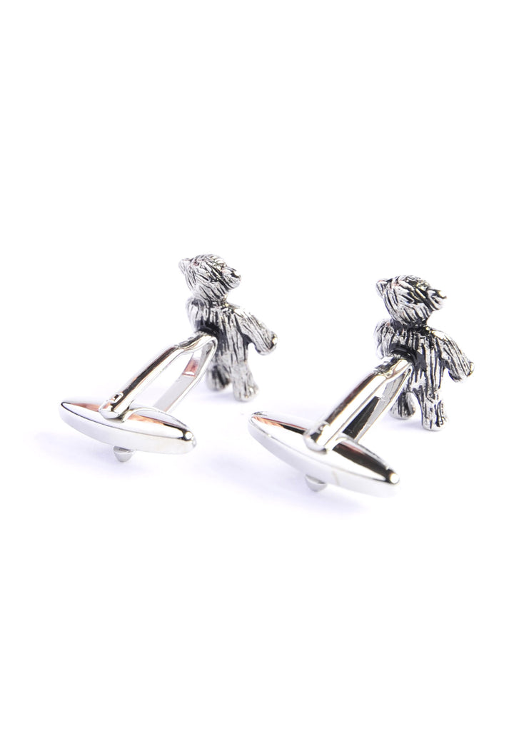 Standing Teddy Bears Cufflinks