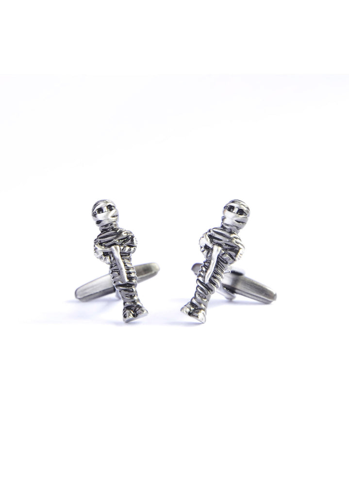 Egyptian Mummy Antique Finish Cufflinks