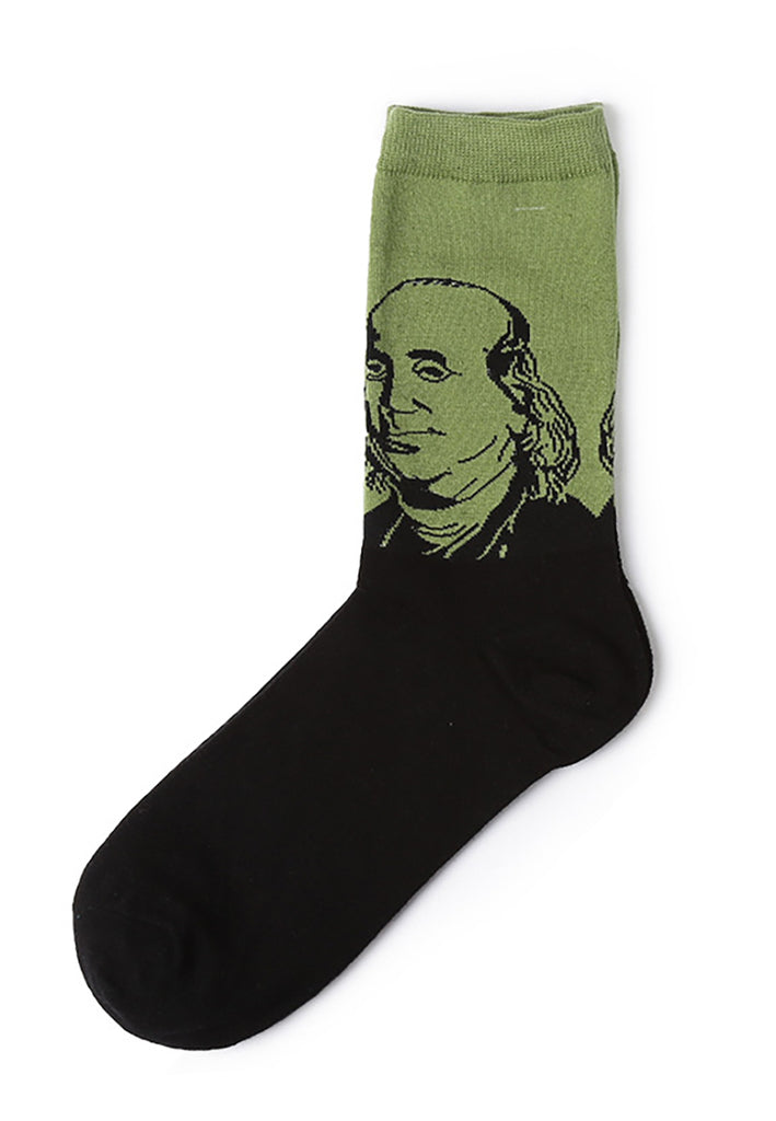 Illustrious Series George Washington Socks