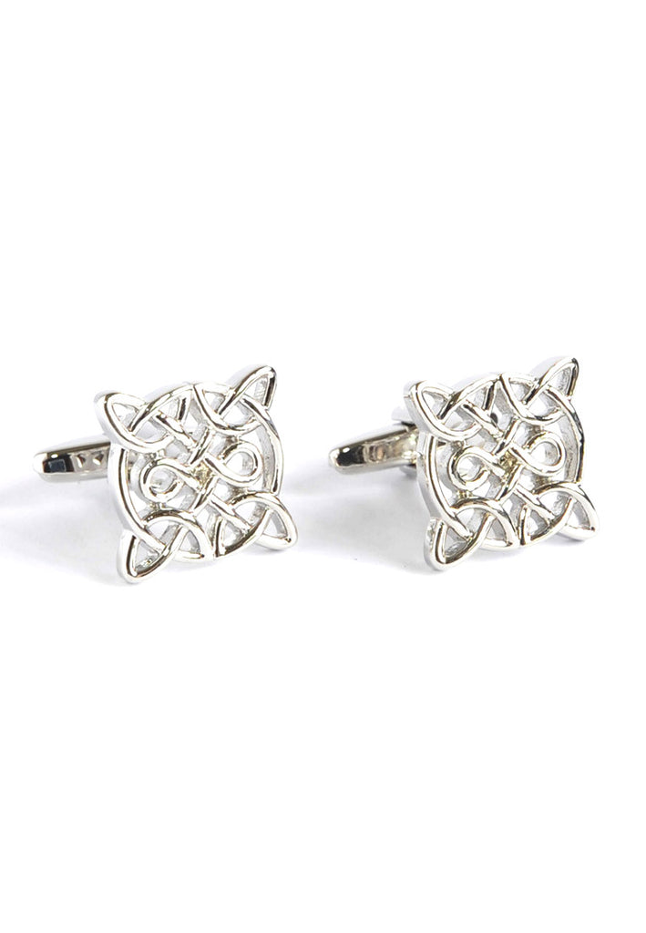 Celtic Design Gold Plated Cufflinks Online Singapore – Splice ...