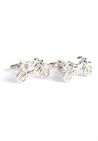 Dirt Bike Cufflinks