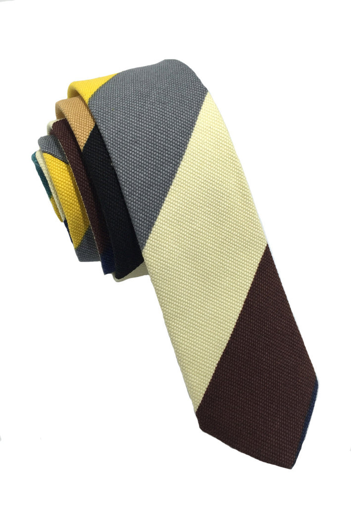 Potpurri Series Colourful Cotton Tie