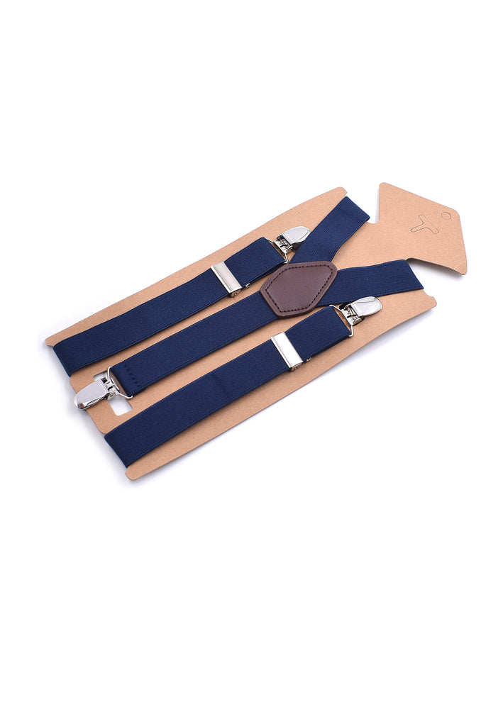 Cinch Series Dark Blue Suspenders