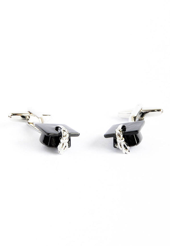 Graduation Hat Cufflinks