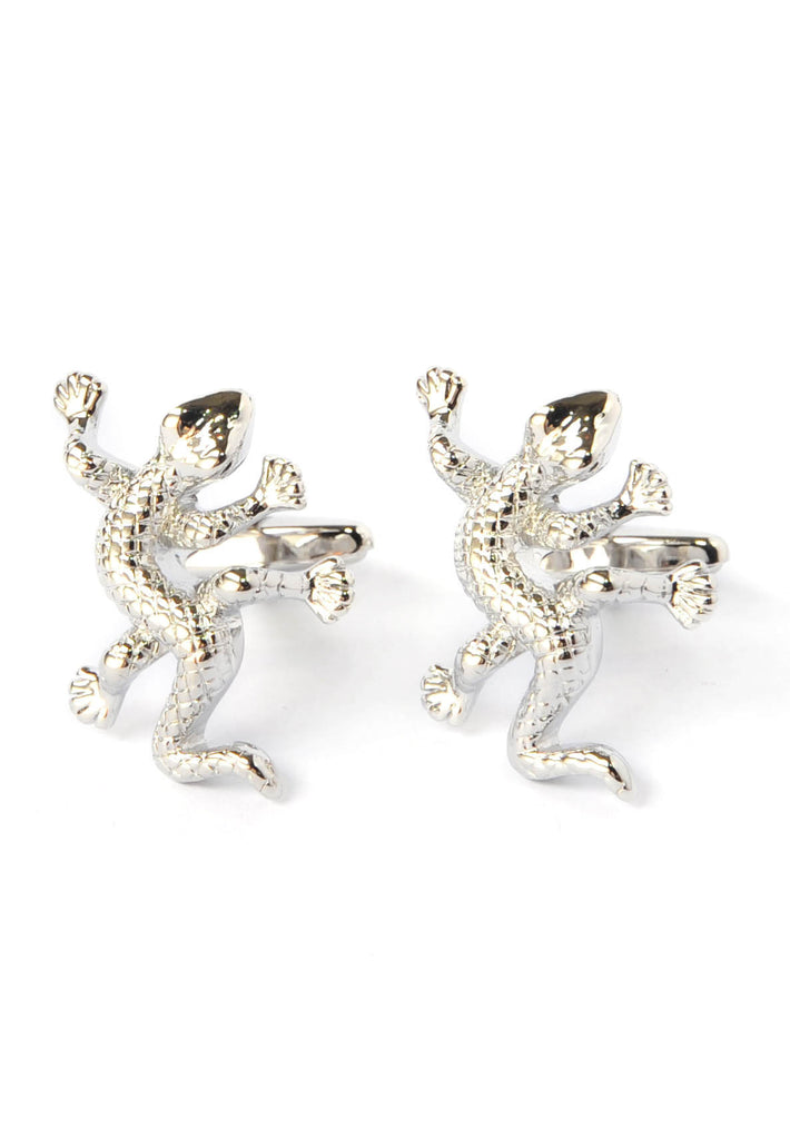 Lizard Gecko Cufflinks