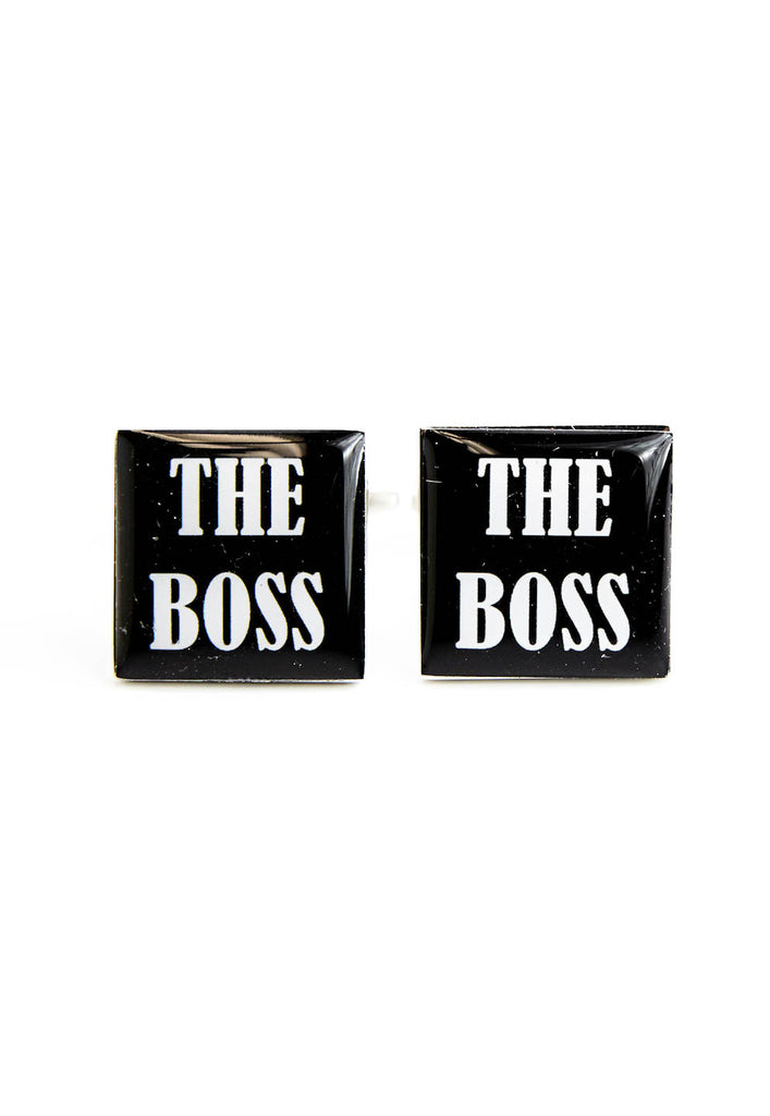 THE BOSS Cufflinks