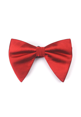 Farfalla Series Red Bow Tie