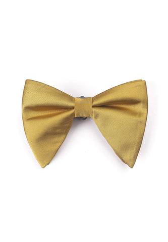 Farfalla Series Gold Bow Tie