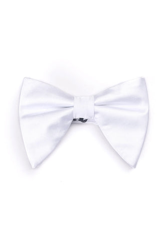 Farfalla Series White Bow Tie