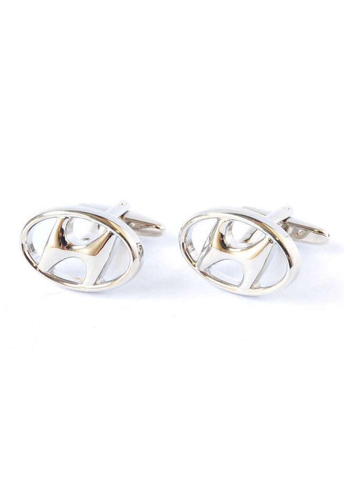 Hyundai Badge Cufflinks