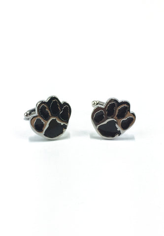 Black Bear's Paw Cufflinks