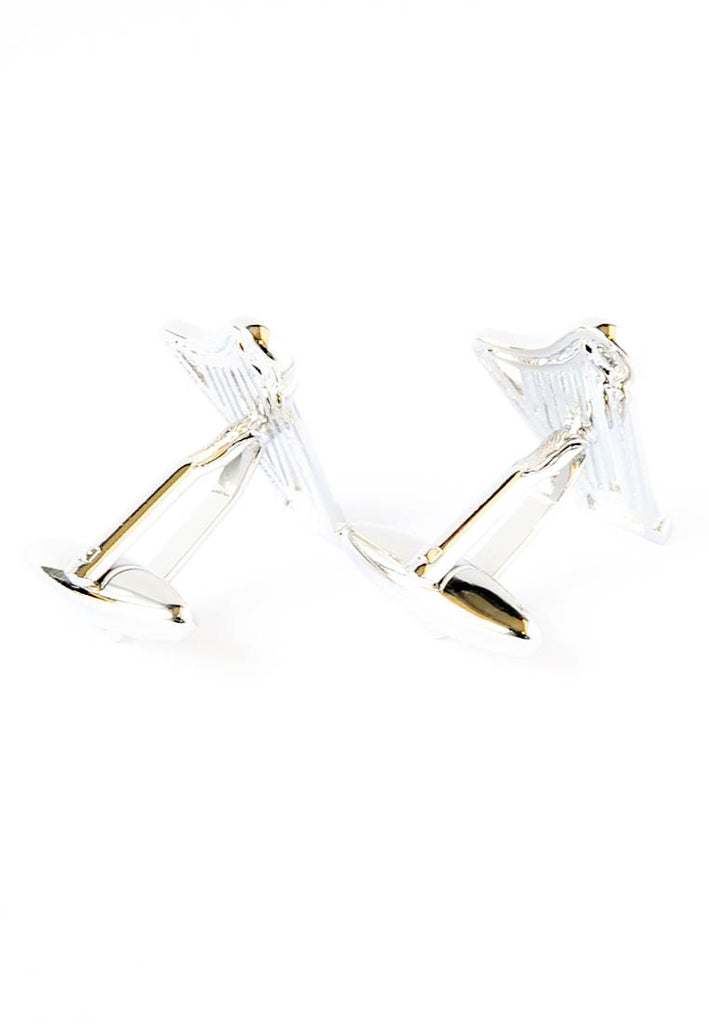 Harp Music instrument Cufflinks