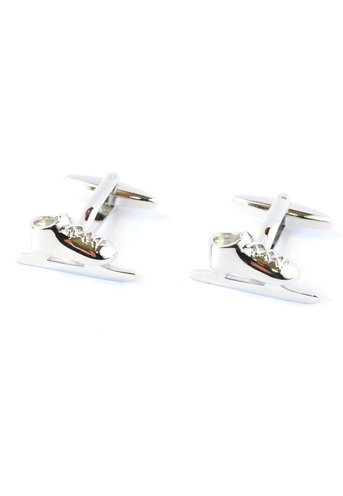 Ice Skating Cufflinks