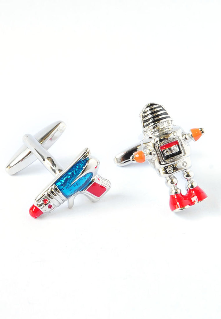 LOST IN SPACE Cufflink Set