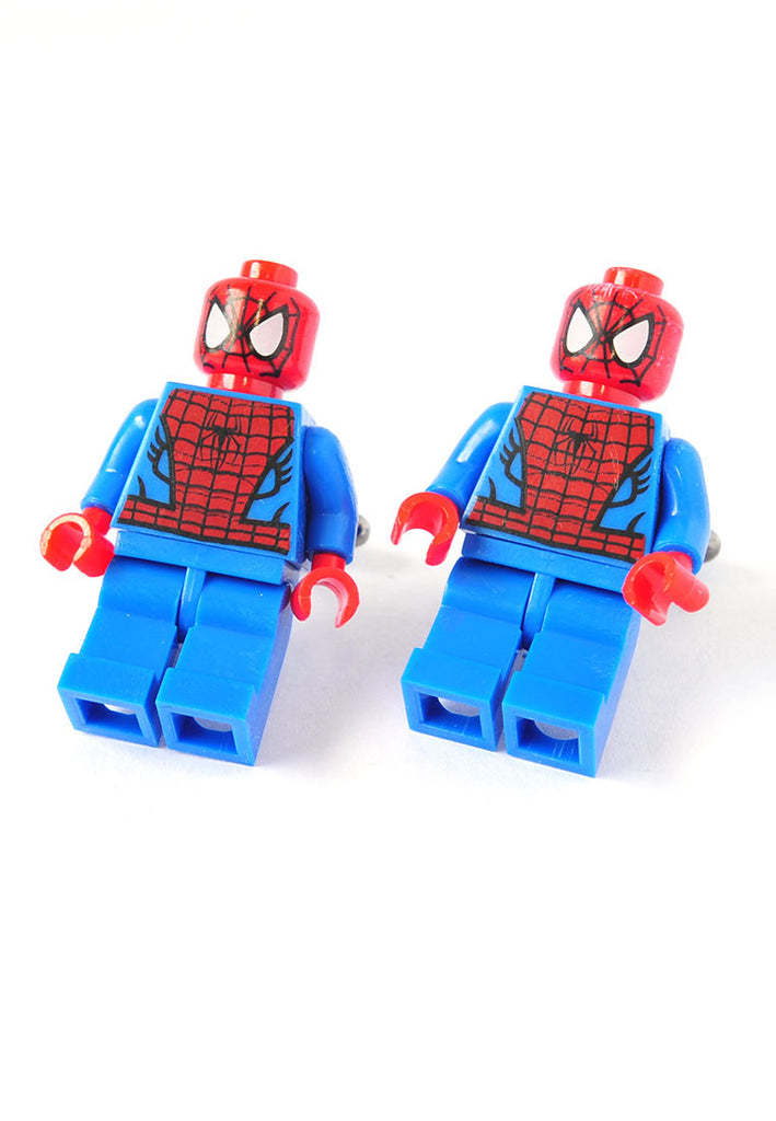 Lego Spiderman Cufflinks