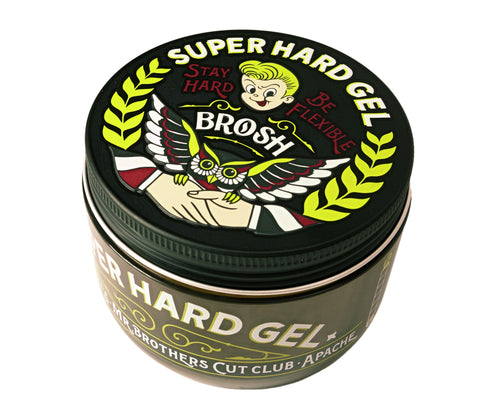 Brosh Super Hard Gel 200g