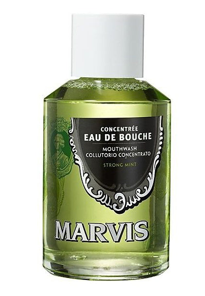 Marvis Mouth Wash strong Mint, 120ml