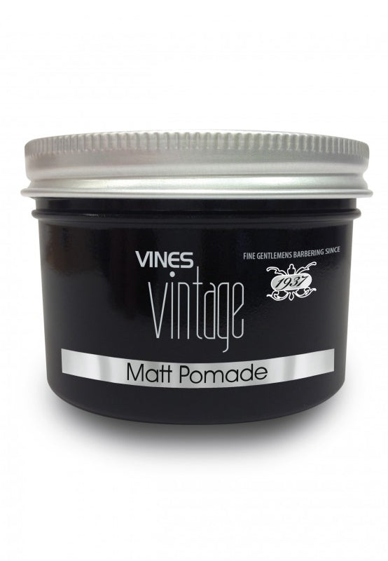 Vines Vintage Matt Pomade - 125ml