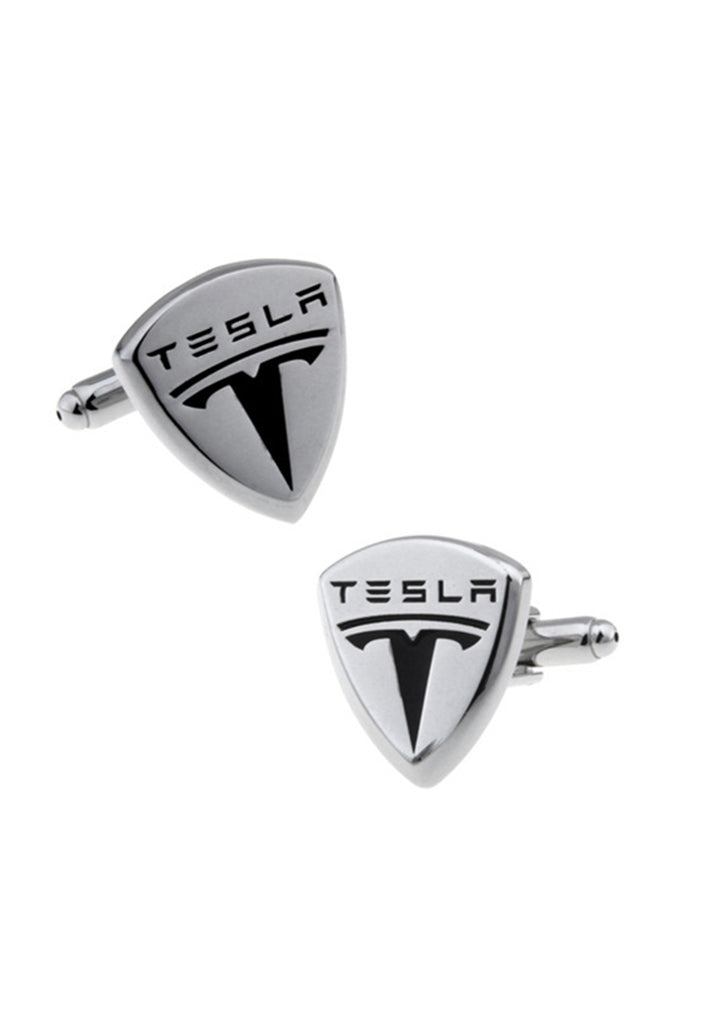 Tesla Badge Cufflinks