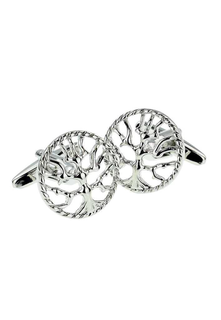 Spiritual Tree Of Life Cufflinks