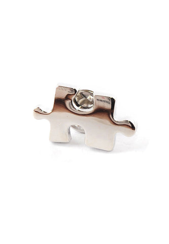 Jigsaw Lapel Pin Badge