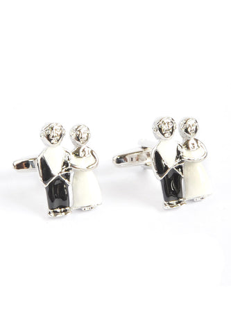 Wedding Couple Cufflinks