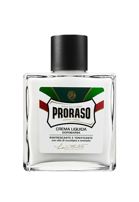 Proraso After Shave Balm, Refreshing and Toning, 3.4 fl oz (100 ml)
