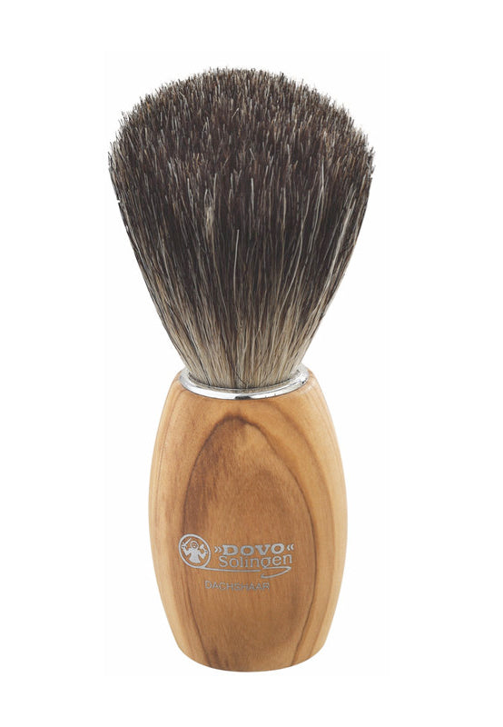 Dovo Olive Wood Brush 918106