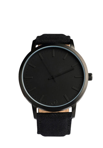 Gaxs Jamming Joe Matte Canvas Watch