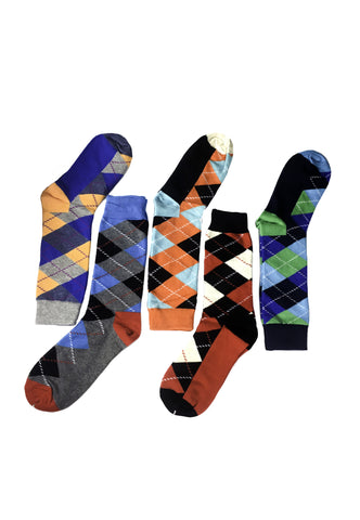 Any 5 Socks for $50!