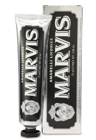 Marvis Licorice Mint Toothpaste – 75ml