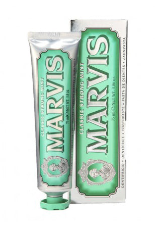 Marvis Strong Mint Toothpaste – 75ml