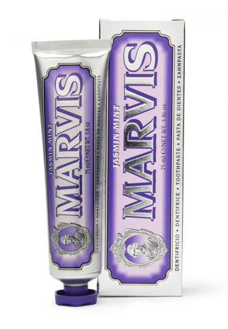 Marvis Jasmine Mint Toothpaste – 75ml
