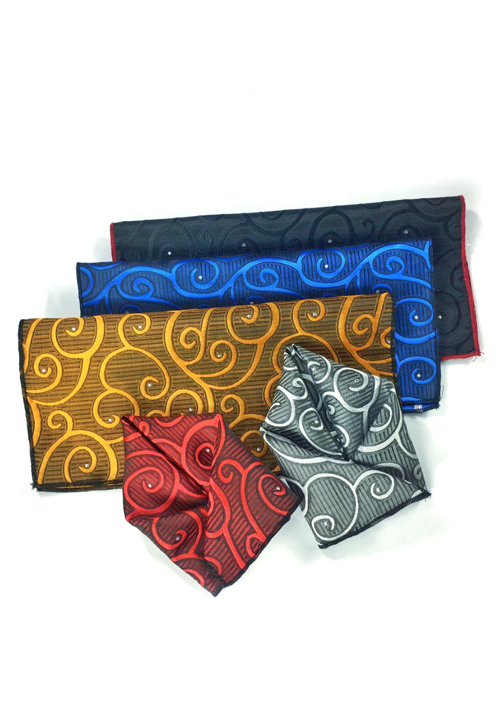 Any 5 Pocket Squares for $70